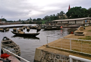 Port of Kribi